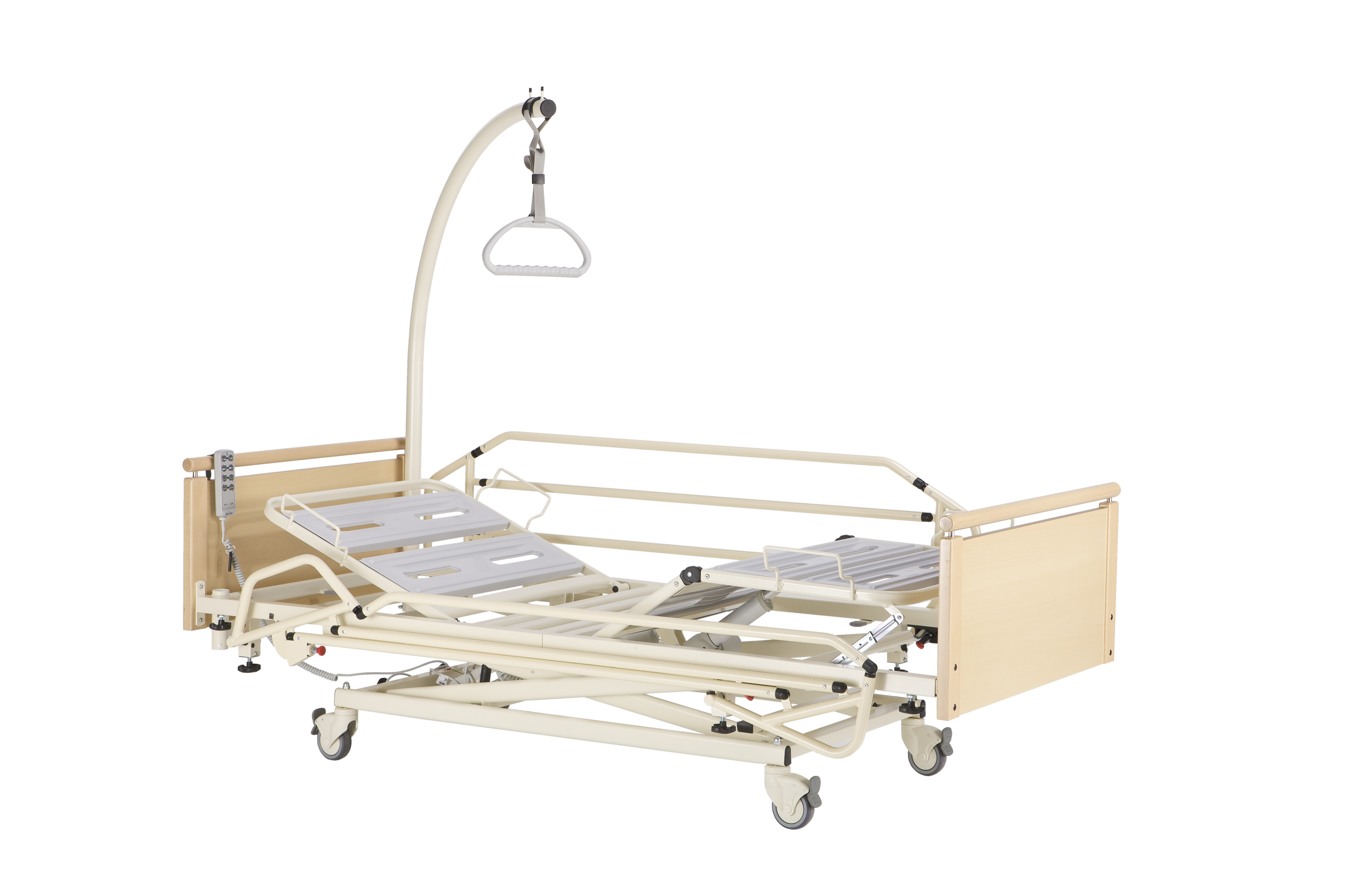 Nous vous proposons de choisir la largeur et la longueur de votre lit ...