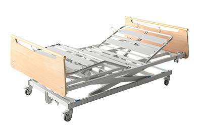 Lit Medicalise Extra Large De 120 A 160cm