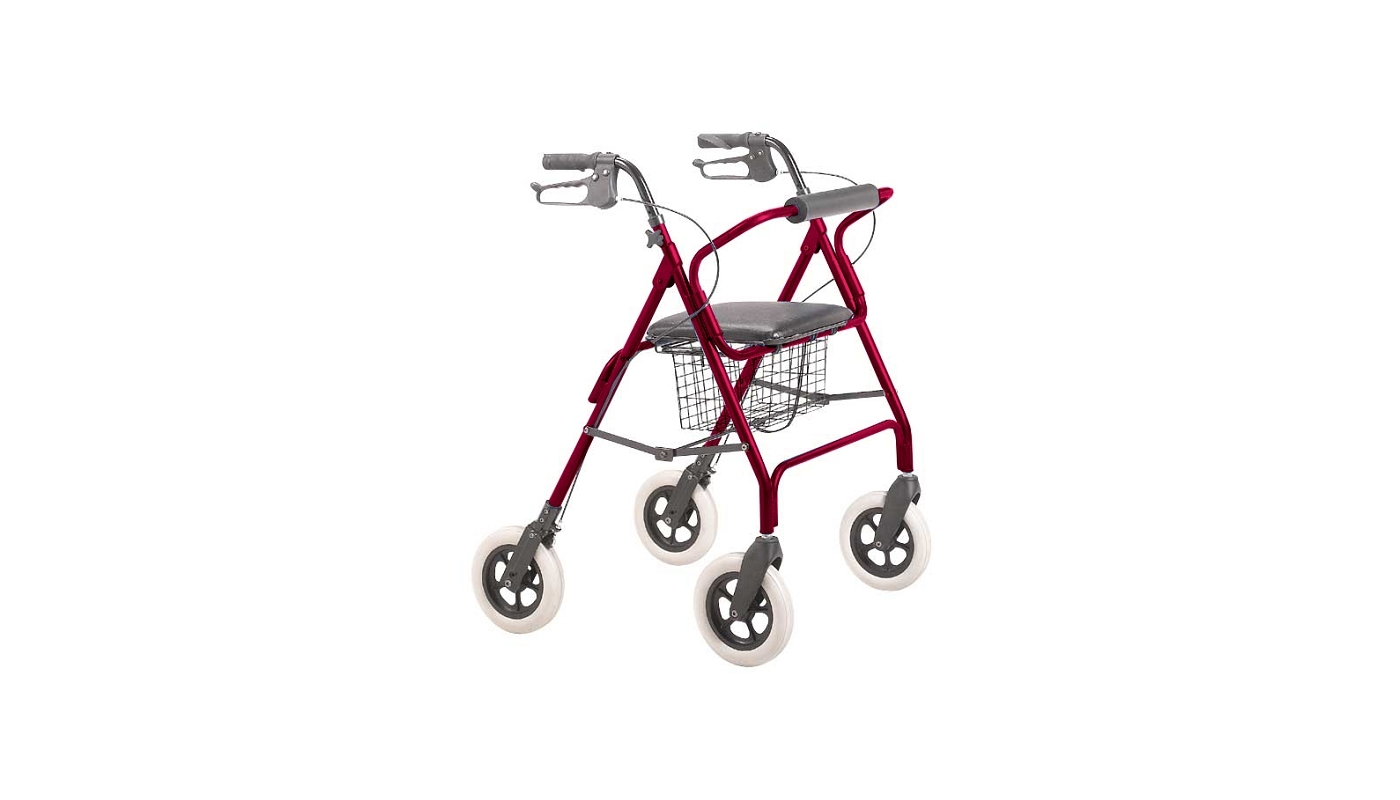 Rollator 4 roues Fortissimo TA3942